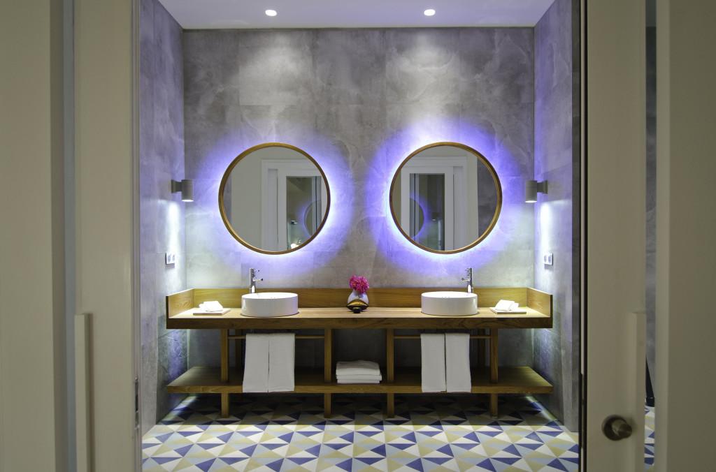 Amilla Lagoon House Bathroom