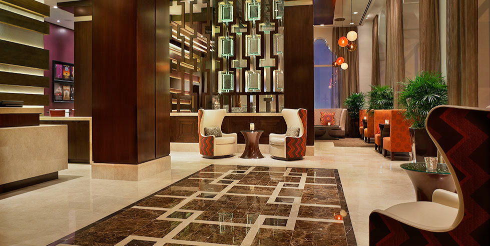 Lobby, Hotel Adagio