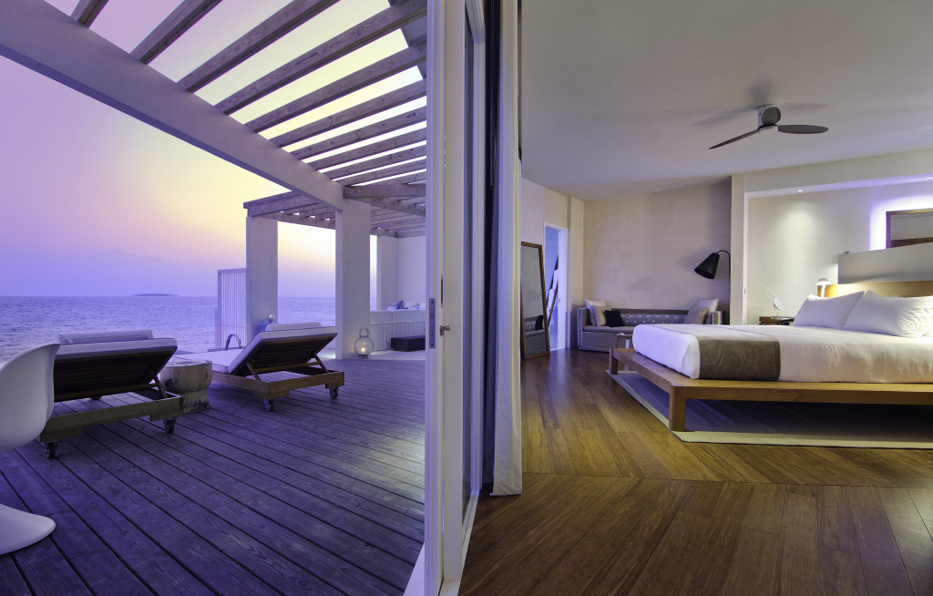 Amilla Ocean House Bedroom