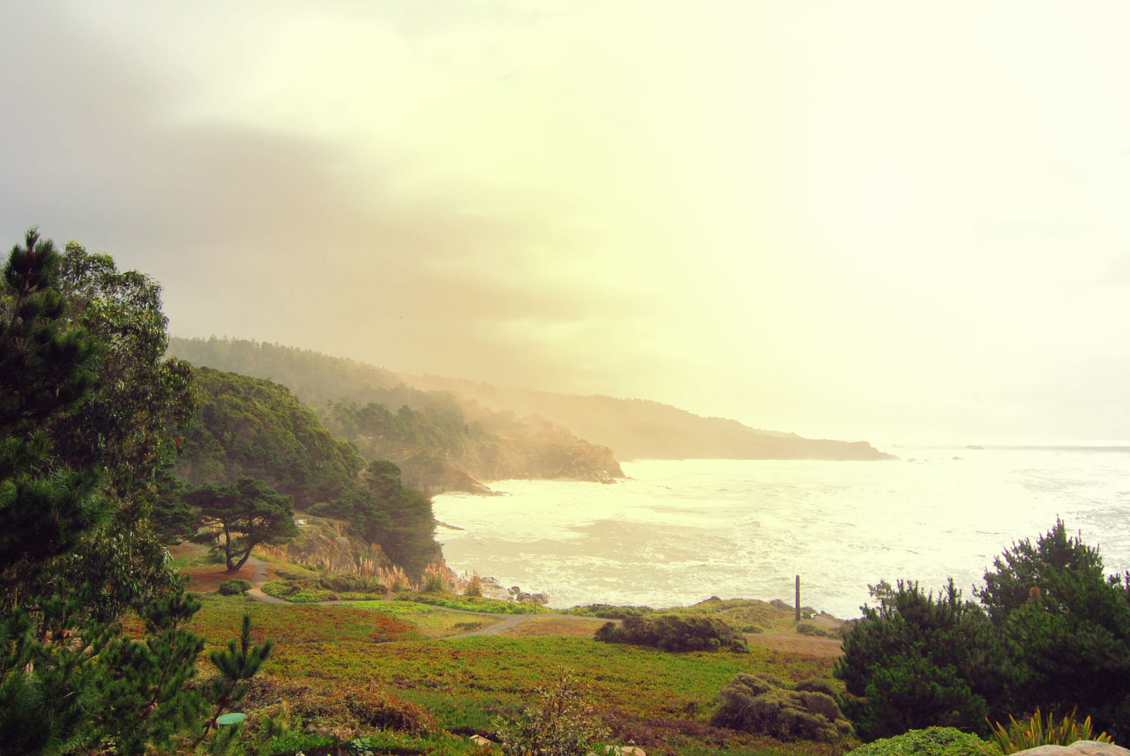 View from Timber Cove Inn