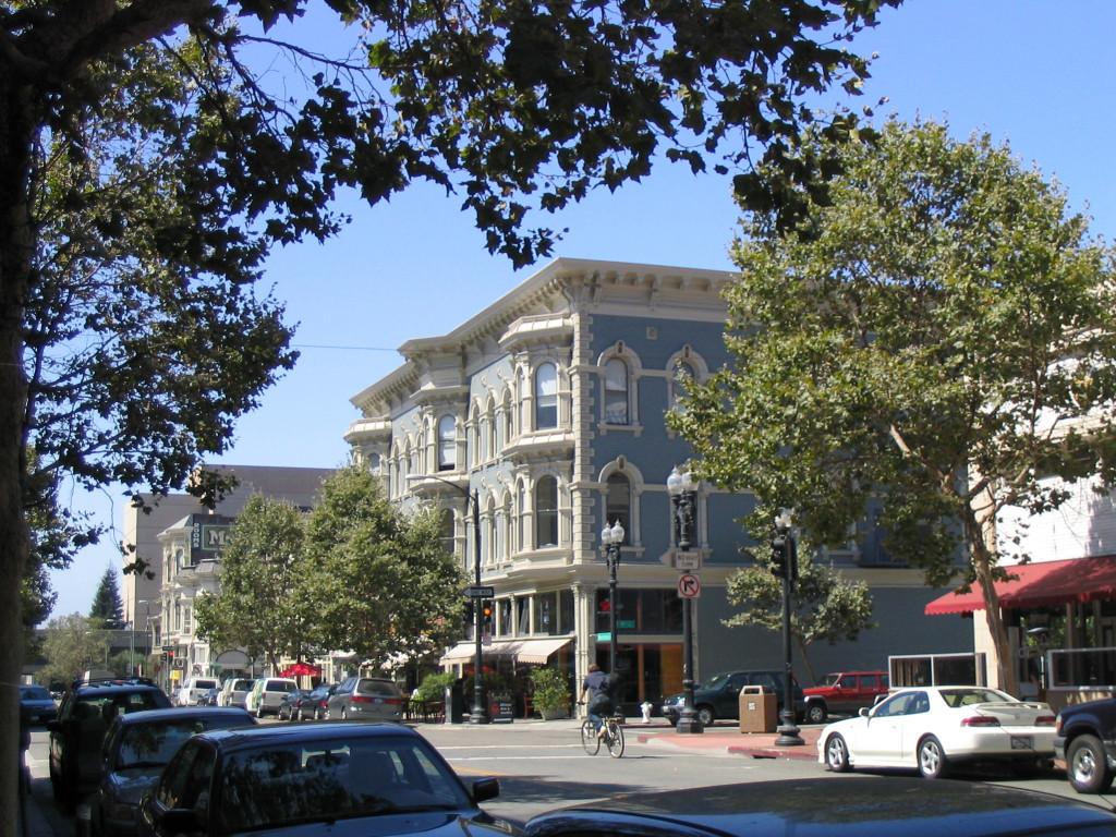 Old Oakland - Street Corner