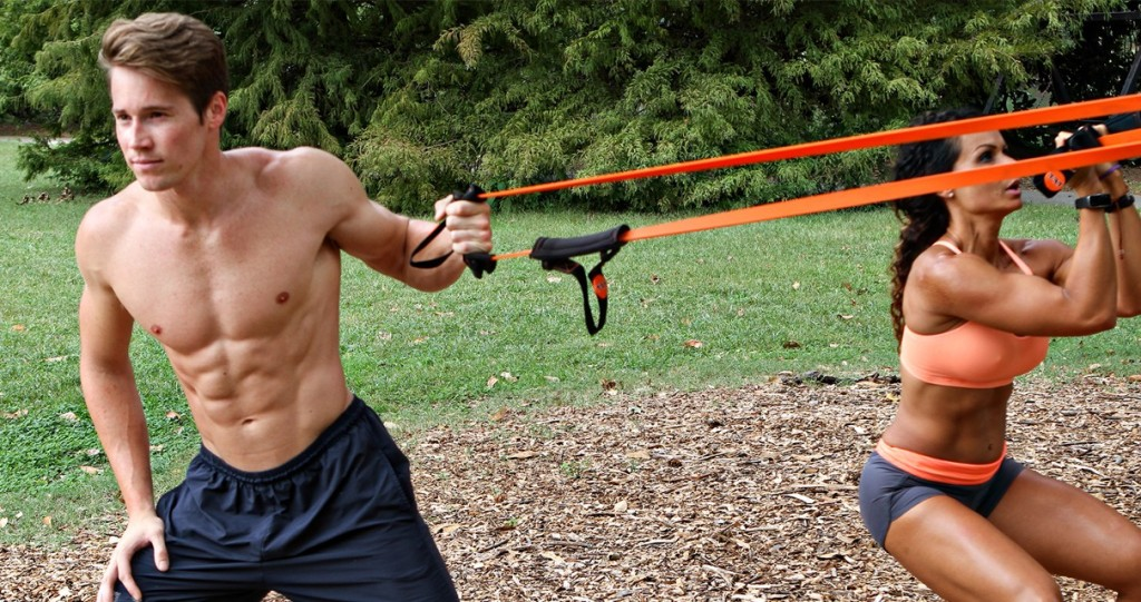 Tension Fit Trainer Outdoors