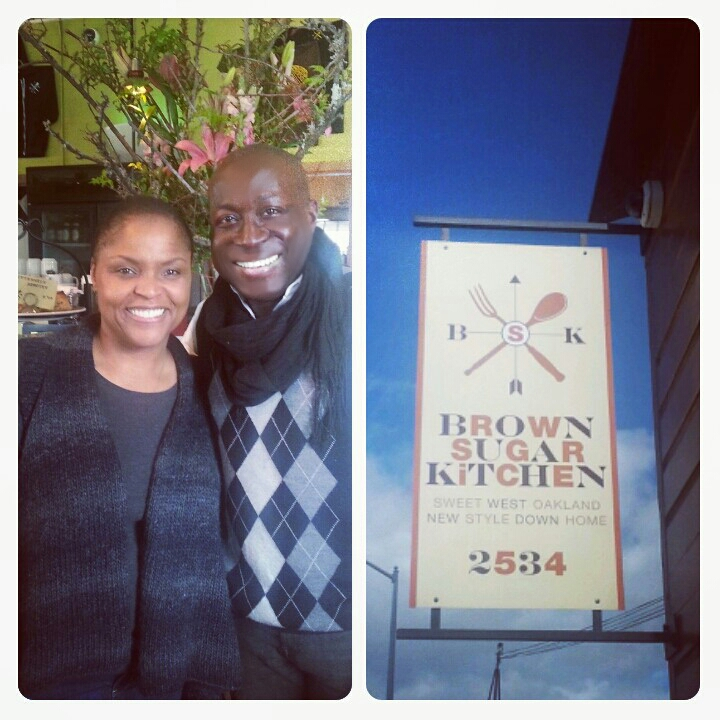 With Chef Tanya Holland - Brown Sugar Kitchen
