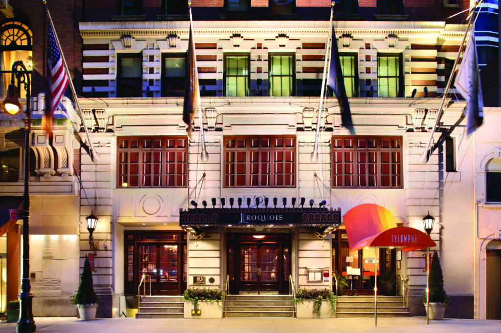 Iroqouis Hotel