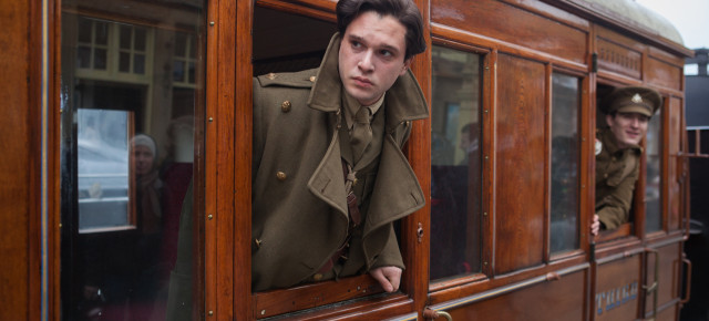 Kit Harington: On Yorkshire, His New Film 'Testament of Youth', and How He Really Sees Himself