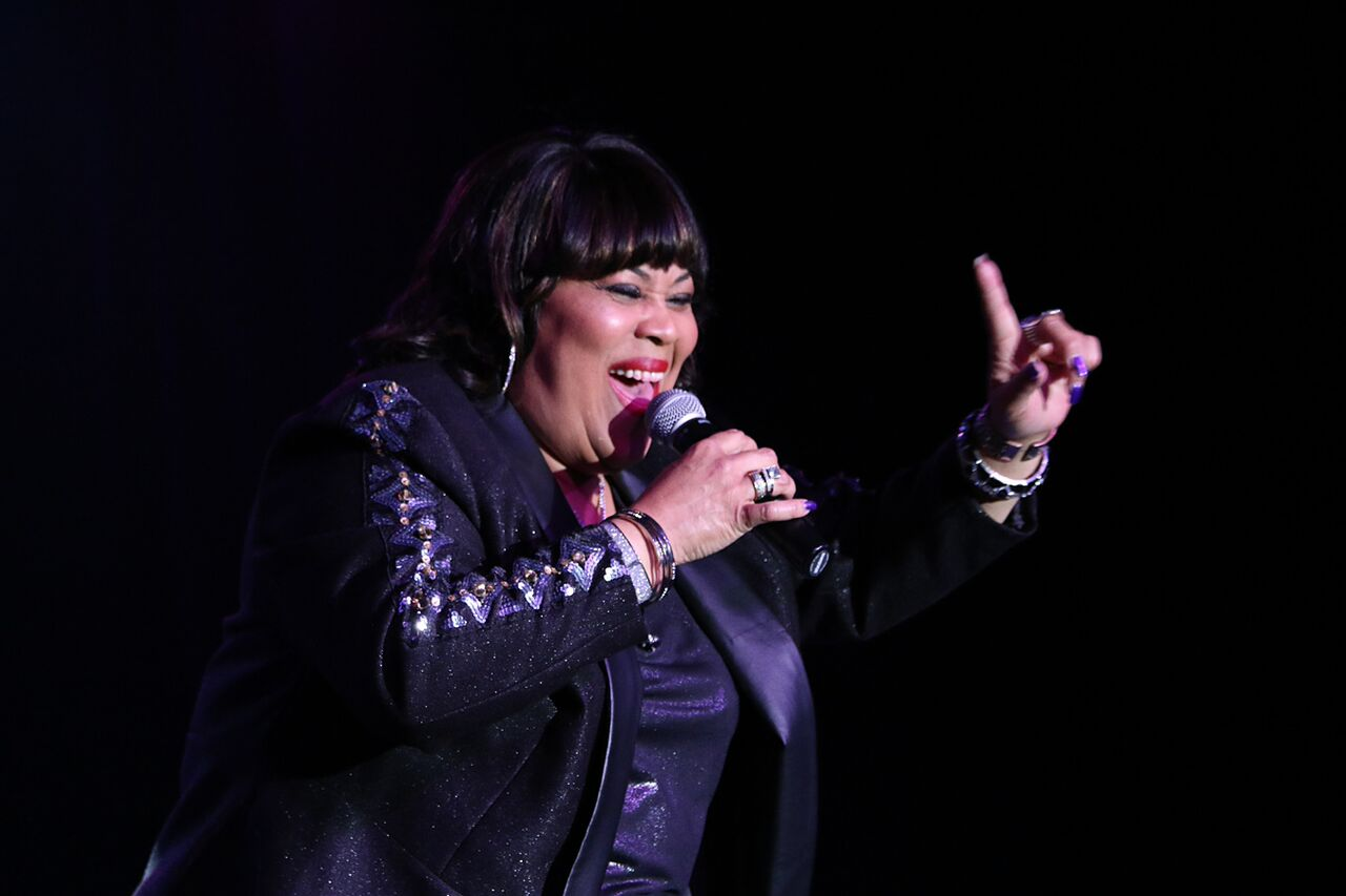 The legendary Martha Wash