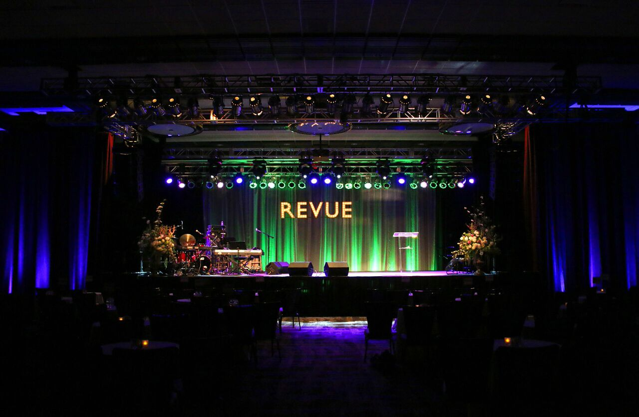 Setting the stage for REVUE