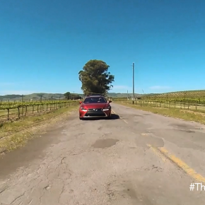 Passport Magazine - Lexus - Wine Country (Video)