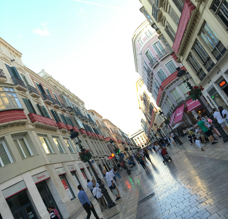 Malaga Historic Center