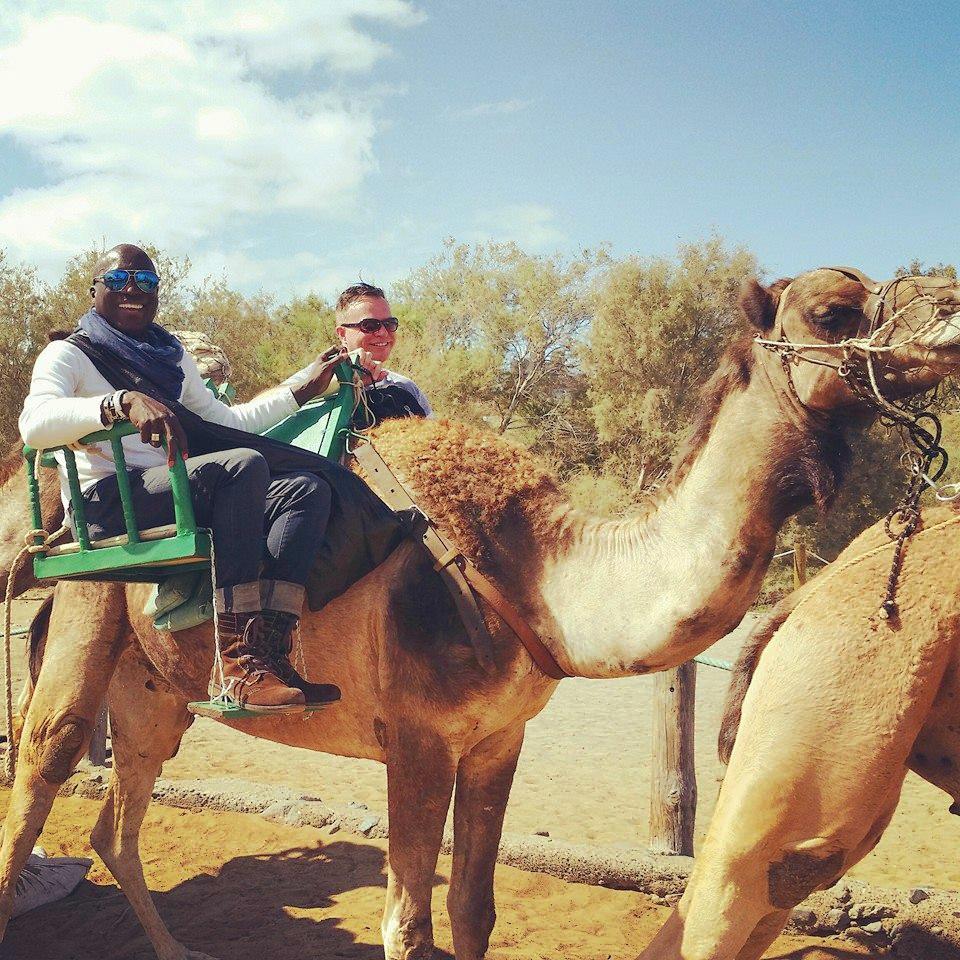 Duane--Wells Camel-Maspalomas