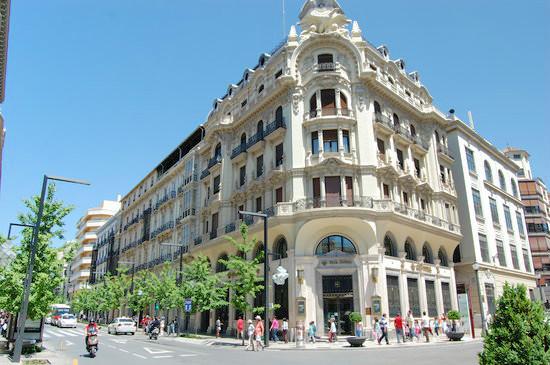 NH-Hotel Granada-Victoria