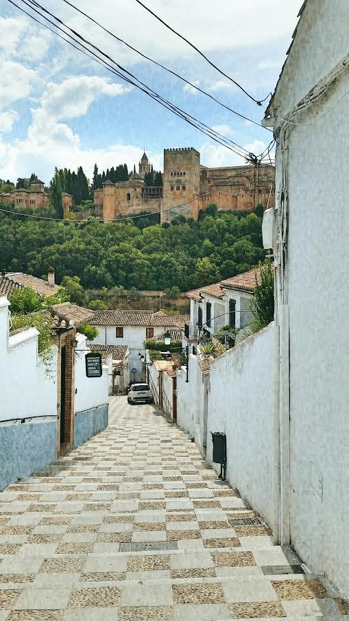 Streets of El Albaicin