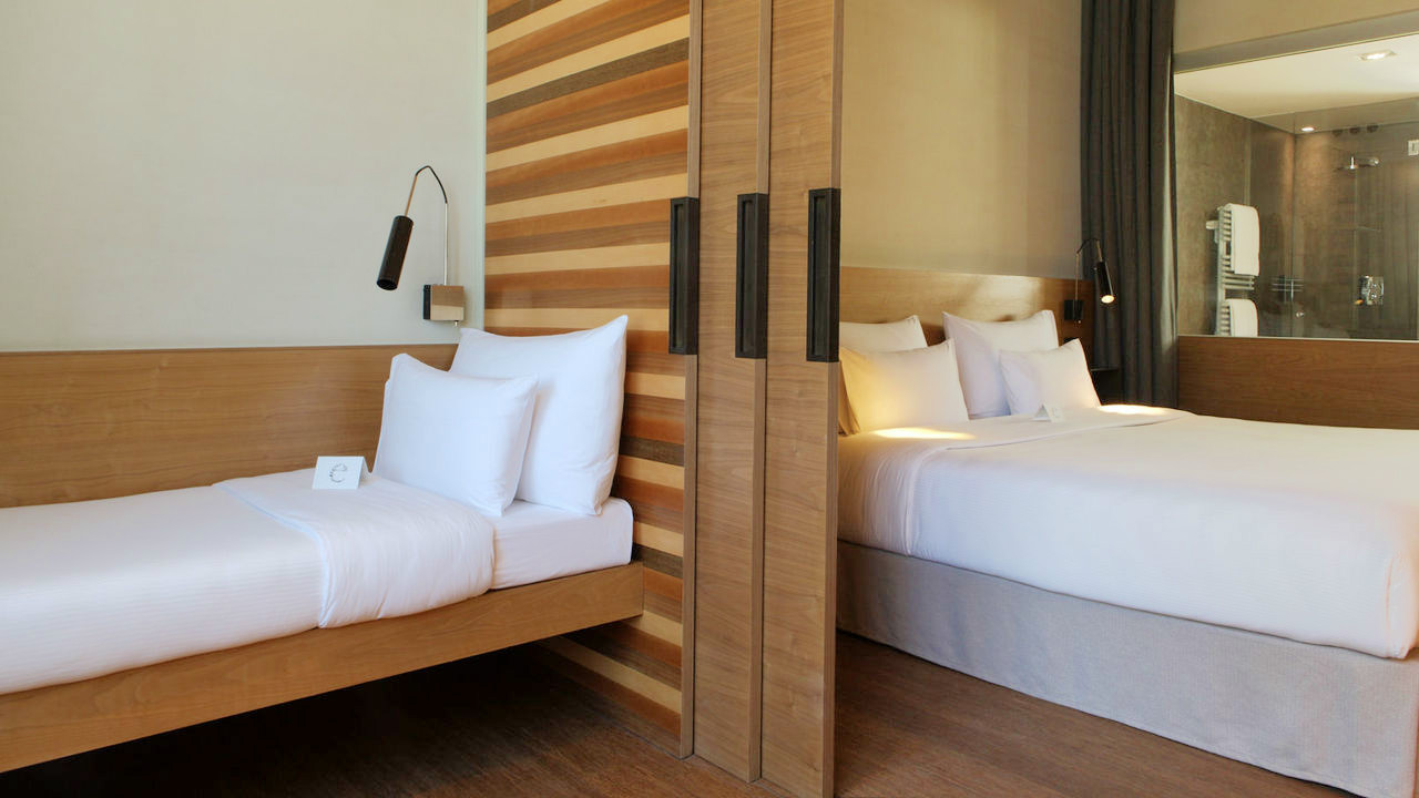 Hostal Spa Empuries Spa Suite - Interior View 2