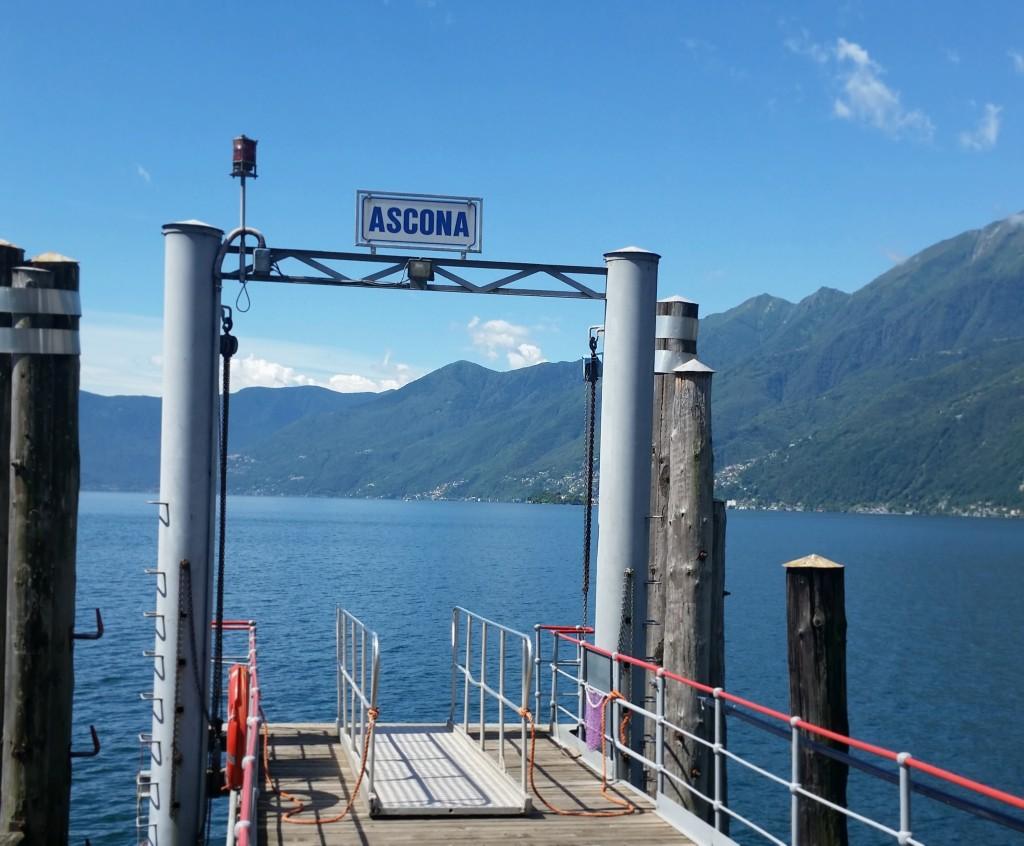 Ascona-Dock