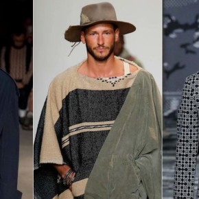 Best of Outerwear | Menswear Spring/Summer 2016