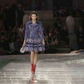 Fendi Celebrates 90th Anniversary in Iconic Fashion