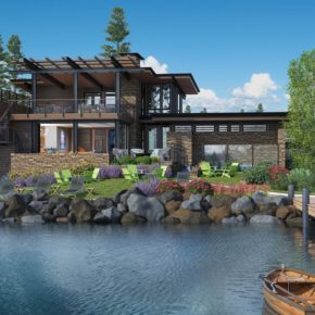 The New Face of Luxury on Lake Tahoe
