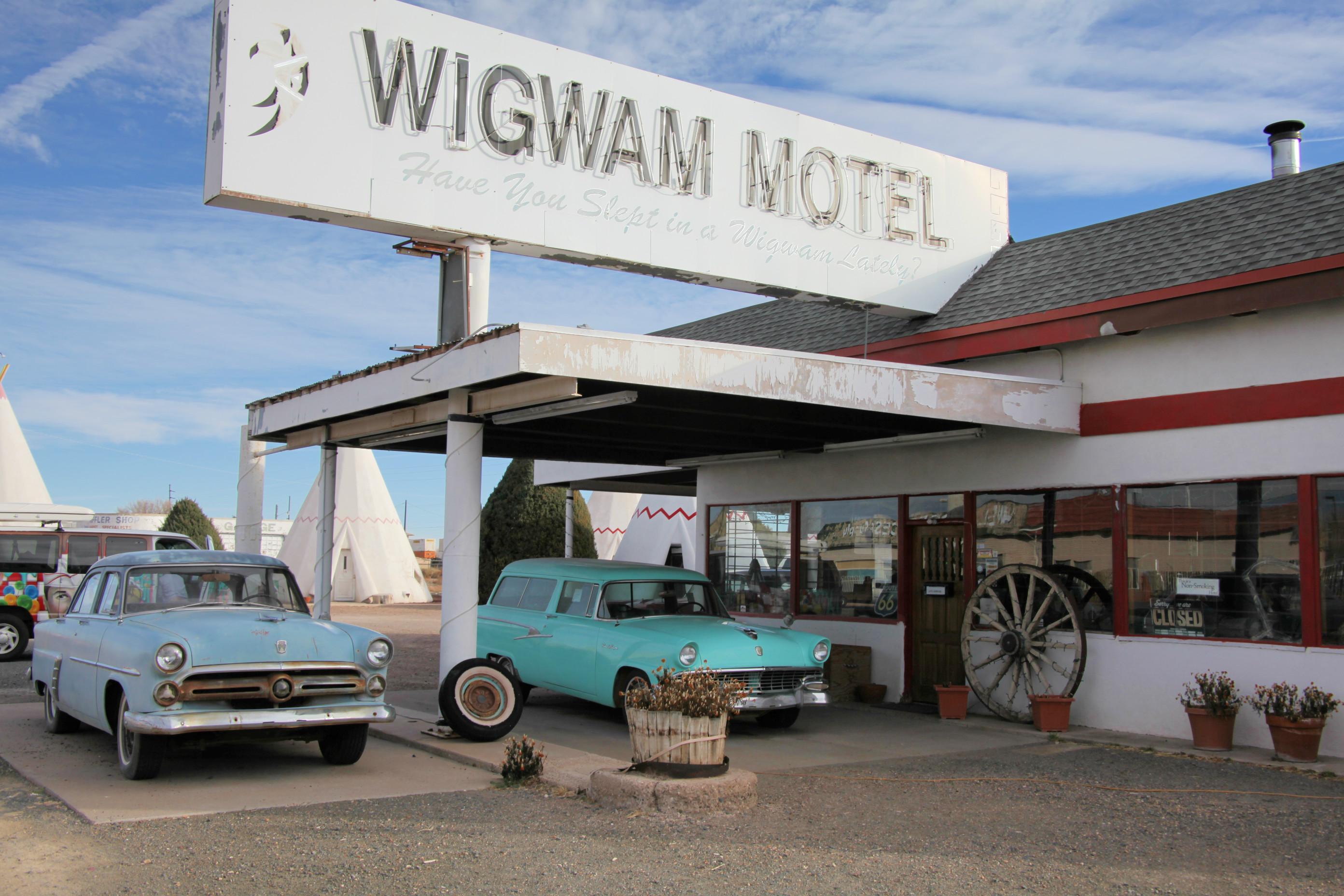 WigWam-Motel-Holbrook