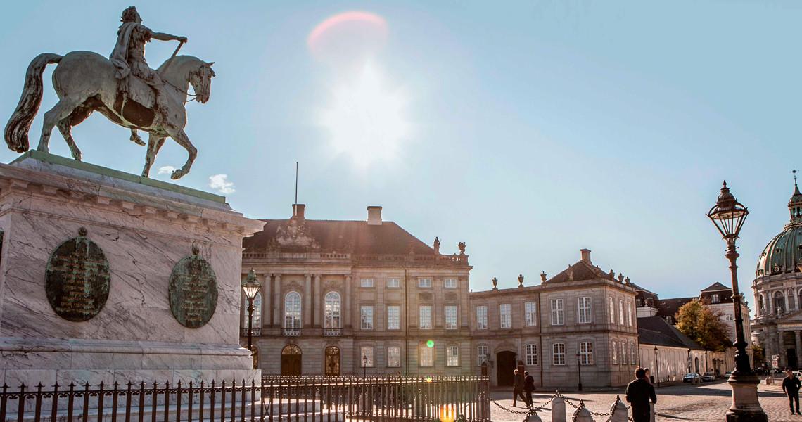Amalienberg-Palace