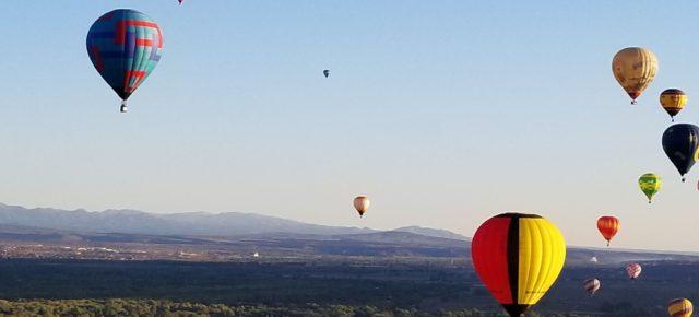 Fly, Fly Away: 2017 Albuquerque Hot Air Balloon Fiesta