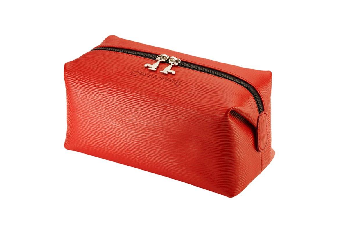 Czech-Speake-Red-Wash-Bag