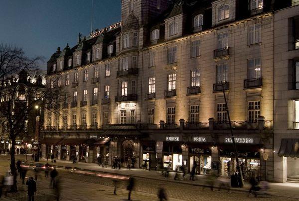 Oslo-Grand-Hotel-Evening
