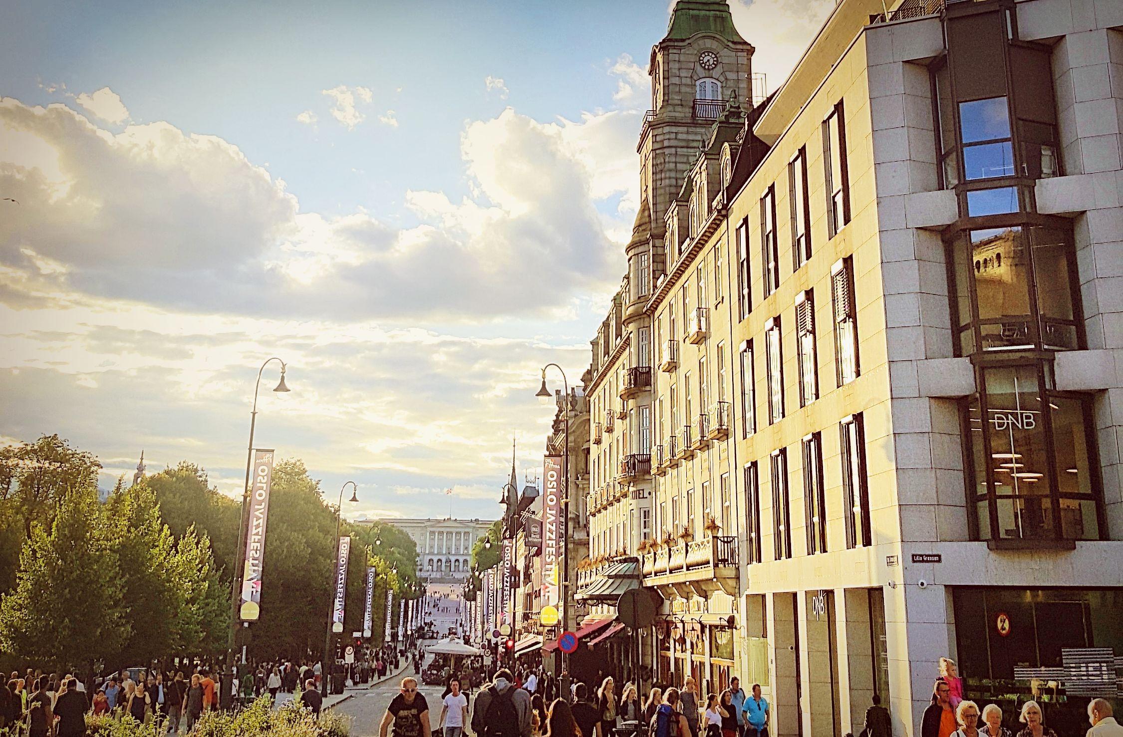 Oslo-Karl-Johans-Gate