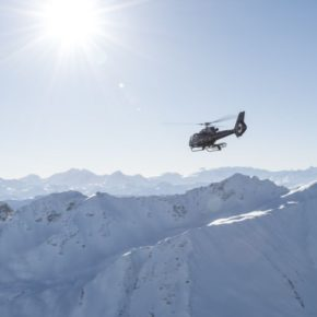 Uber Debuts UberMOUNTAIN in the French Alps