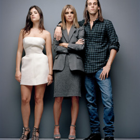 The Roitfeld Family