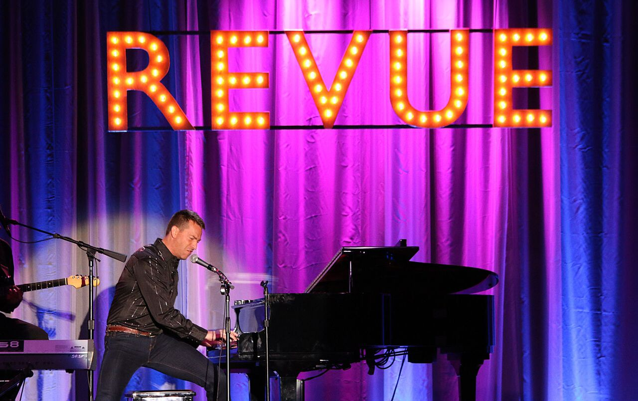 Levi Kreis summons up Jerry Lee Lewis